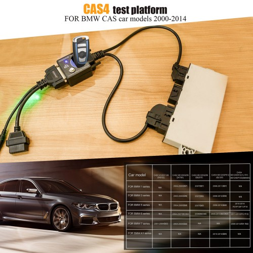 GODIAG Test Platform For BMW CAS4 / CAS4+ Programming