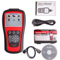 Autel Maxidiag Elite MD704 +DS model for all system update internet