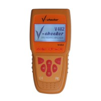 V-CHECKER VCHECKER V402 V-A-G Oil Reset