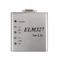 ELM 327 1.5V USB CAN-BUS OBD2 Code Scanner ELM327 Free shipping
