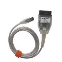 Cheap MINI VCI  Single Cable for Toyota
