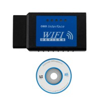 ELM327 V1.5 OBDII WiFi Diagnostic Wireless Scanner Apple IPhone Touch