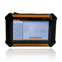 OBDSTAR X300 DP PAD Tablet Key Programmer Standard Configuration Immobilizer+ Odometer Adjustment+ EEPROM/PIC Adapter +OBDII