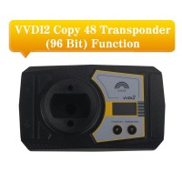 Xhorse VVDI2 Copy 48 Transponder (96 Bit) Authorization with Free MQB License & 1500 Bonus Points