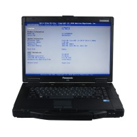 Second Hand Panasonic CF52 Laptop (No HDD included)