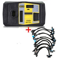 Original Xhorse V4.6.0 VVDI MB BGA TooL Benz Key Programmer Including BGA Calculator Function For Customer Bought Xhorse Condor Plus EIS/ELV Test Line