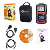 KZYEE KC501 OBD+ABS+SRS CAN SCAN  Testing Tool  Free Shipping