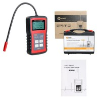 KZYEE KM20 Multi-system Ignition Analyzer Tester Measure RPM Spark Volt Spark Burn Time Car Spark Plug Tester Spark System Check
