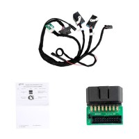 Yanhua Mini ACDP Programming + BMW CAS+ FEM/BDC+ ISN++ 35080/35160DO+Refresh Key+FRM Module