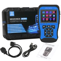HUMZOR NexzCheck NC501 OBD2 & EOBD Scanner for Universal Vehicles Free Shipping
