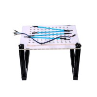 [Ship from UK]  LED BDM Frame with Mesh and 4 Probe Pens for FGTECH BDM100 KESS KTAG K-TAG ECU Programmer Tool