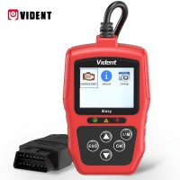 (Ship from UK)VIDENT iiEasy300 CAN OBDII/EOBD Code Reader Free Update Online for 3 Years Free Shipping