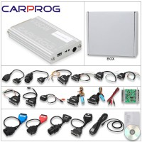 V10.93 Carprog VSCAN Fireware V8.21 with 21 Adapters: Airbag reset best & Dash, Immo, MCU/ECU