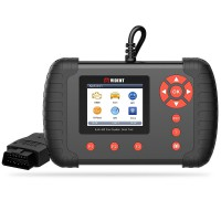 (Ship from UK)VIDENT iLink440 Four System Scan Tool Supports Engine ABS Air Bag SRS EPB Reset Battery Configuration