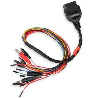 MPPS V18 Breakout Tricore Cable OBD Breakout ECU Bench Pinout Cable