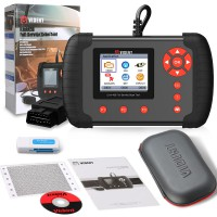 VIDENT iLink 450 support ABS&SRS reset /DPF/Battery Configuration Full Service Tool Free Shiping