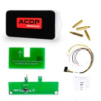 Yanhua Mini ACDP Read BMW DME ISN Code by OBD Module