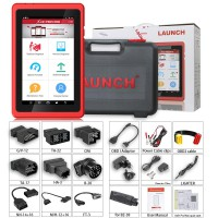 Launch X431 ProS Mini Android Pad Multi-system Multi-brand Diagnostic & Service Tool Free Update 2 Year