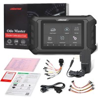 OBDSTAR ODOMASTER  Basic Version for Odometer Adjustment/OBDII and Oil Service Reset with Free OBDSTAR BMT08 Battery Tester Preorder