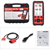 [Ship from UK]Autel MaxiDiag MD808 Pro All Modules Scanner Code Reader (MD802 ALL+ MaxicheckPro) with Special Functions