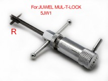 JUWEL MUL-T-LOCK new conception pick tool (Right side)FOR JUWEL MUL-T-LOCK 5JW1