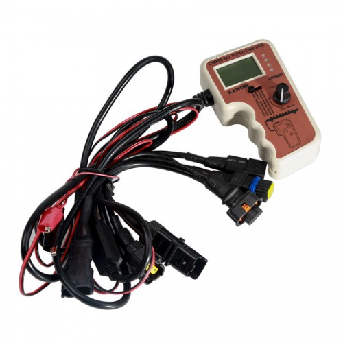 CR508S Common Rail Pressure Tester and Simulator Free Shipping