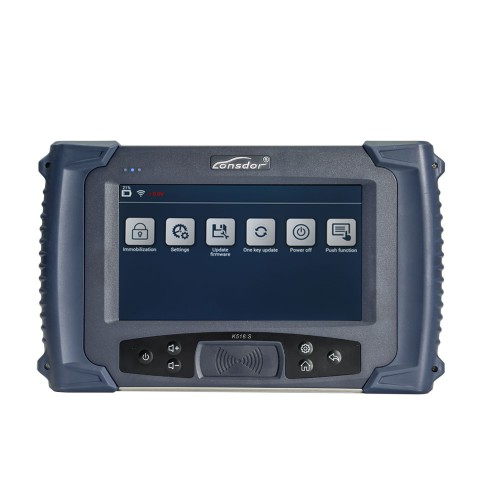 [UK Ship No Tax] LONSDOR K518S Key Programmer Full Version Support Toyota All Key Lost Free Shipping