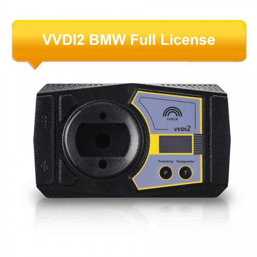 Xhorse VVDI2 BMW OBD + CAS4 +FEM/BDC Functions Full BMW License